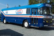 Le Mans Classic 2016 - Bus écurie Ligier Gitanes