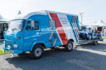 Le Mans Classic 2016 - Camion écurie Alpine Renault