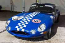 Le Mans Classic 2016 - Jaguar Type E 1964