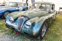 Le Mans Classic 2016 - Jaguar XK120 1953