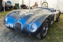 Le Mans Classic 2016 - Jaguar Type C 1952