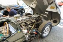 Le Mans Classic 2016 - Jaguar Type D 1955