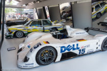 Le Mans Classic 2016 - BMW V12 LMR, 1ère au Mans 1999