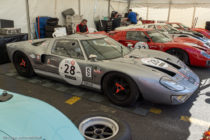 Le Mans Classic 2016 - Ford GT40 1965