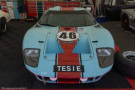 Le Mans Classic 2016 - Ford GT40 1965 - vainqueur plateau 4