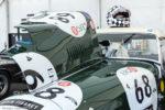 Le Mans Classic 2016 - Morgan +4 1968