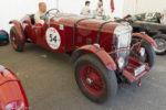 Le Mans Classic 2016 - Lagonda LG 45 1937