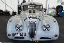 Le Mans Classic 2016 - Jaguar XK140 1955