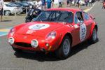 Le Mans Classic 2016 - Abarth Simca 1960