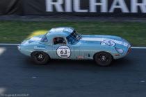 Le Mans Classic 2016 - Jaguar Type E 1962