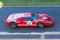 Le Mans Classic 2016 - Ford GT40 1967 - 2ème plateau 4