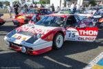 Le Mans Classic 2016 - Ferrari 512 BB 1978