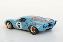 Ford GT 40 vainqueur 24 Heures du Mans 1969 - Ixo Models / Altaya