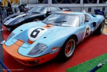 Ford GT 40 vainqueur 24 Heures du Mans 1969