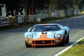 Ford GT 40 vainqueur 24 Heures du Mans 1969 - Photo de 1969