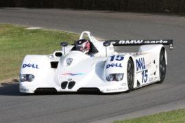 BMW V12 LMR - vainqueur 24 Heures du Mans 1999