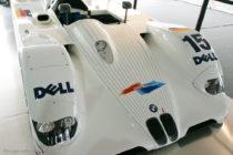 BMW V12 LMR - vainqueur 24 Heures du Mans 1999 - ici au Mans Classic 2012