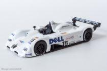 BMW V12 LMR - vainqueur 24 Heures du Mans 1999 - Ixo Models/Altaya