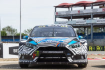 Ford Focus RS RX de Ken Block - Rallycross de Lohéac 2016