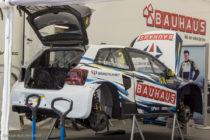 VW Polo R WRX de Johan Krsitoffersson - vainqueur du Rallycross de Lohéac 2016