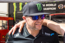 Petter Solberg - Rallycross de Lohéac 2016