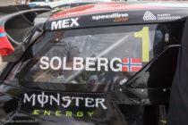 Citroën DS3 de Petter Solberg, champion du monde en titre - Rallycross de Lohéac 2016