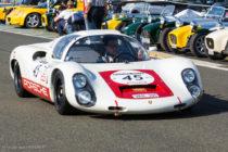 Porsche 906/10 - ici au Mans Classic