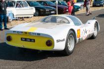 Porsche 906 - ici au Mans Classic