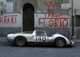 Porsche 906 - vainqueur de la Targa Florio 1967
