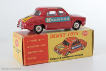 Renault Dauphine Minicab - Dinky Toys anglais 268