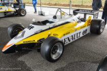 Renault F1 RE 30B - 1982