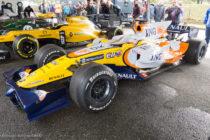 Renault F1 R 28 - 2008