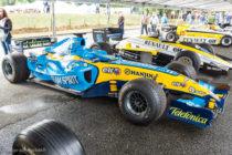 Renault F1 R 25 - 2005 (Championne du Monde de Formule 1)