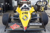 Renault F1 RE 40 - 1983