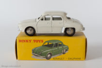 Renault Dauphine - Dinky Toys 24 E - variante n°2