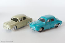 Renault Dauphine - CIJ et Dinky Toys