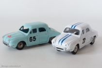 Renault Dauphine 1093 - Dinky Toys et Editions Atlas