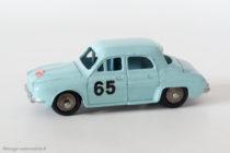 Renault Dauphine 1ère Rallye de Monte Carlo 1958 - Base Dinky Toys
