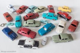 Des Renault Dauphine en miniature