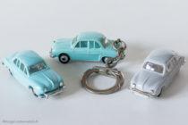 Renault Dauphine - Micro Norev, Porte clé Norev