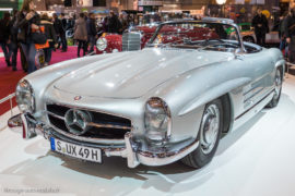 Mercedes-Benz 300 SL roadster 1958