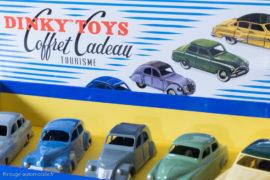 Coffret cadeau tourisme Dinky Toys de 1955
