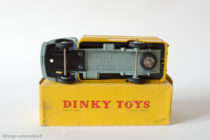 Dinky Toys réf. 33A - Simca Cargo fourgon - colori anormal - code 1 ou 3 ?