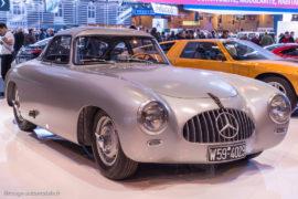 Mercedes-Benz 300 SL - prototype avec portes classiques