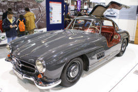 Mercedes-Benz 300 SL de 1955