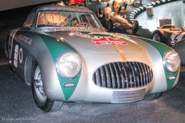 Mercedes-Benz 300 SL - Carrera Panamericana 1952