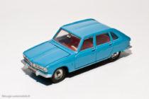 Dinky Toys ref. 537 - Renault 16 - anomalie, sans détails argentés , code 1