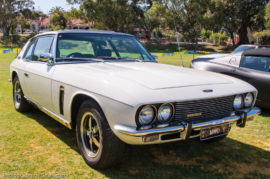 Jensen Interceptor 1966 - crédit Wikipedia