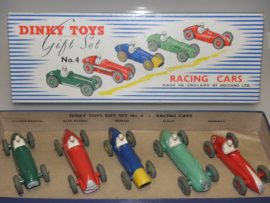 Dinky Toys Gift Set - Racing Cars n°4 (crédit Auto Jaune)