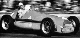 Alfa Roméo 158 / Giuseppe Farina - Grand Prix d'Angleterre 1950